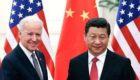 Presidents Biden and Xi hold first phone call amid tense US-China relations