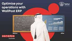 Ooredoo announces launch of mew module, free trial with WallPost ERP Solution