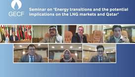 QF research student shares LNG findings with the GECF