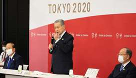 Tokyo 2020 Olympics organizing committee president Yoshiro Mori announces his resignation as he take