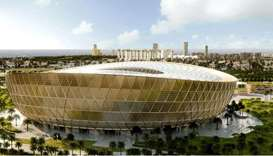 Lusail Stadium embodies Qatar's passion for sharing Arab culture with the world