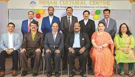 New office bearers of ICC