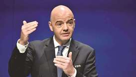 Qatar World Cup games will play to full stadiums, FIFA boss says