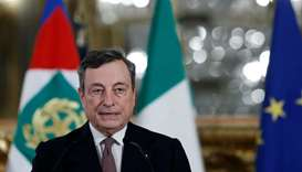 Draghi to be sworn in as Italian PM with new cabinet