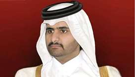 His Highness the Deputy Amir Sheikh Abdullah bin Hamad Al-Thani