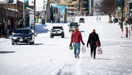 Cold snap leaves one dead, over 4 million without power in Texas