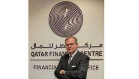 QFC managing director, Financial Sector Office, Henk Hoogendoorn.