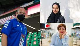 Volunteers reflect Qatar's diversity at FIFA Club World Cup Qatar 2020