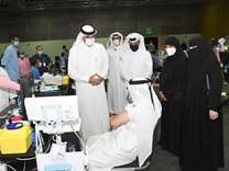 PM and Health Minister visits new centre at QNCC
