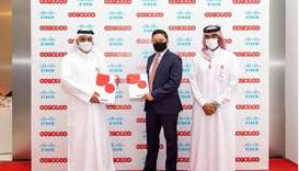 Ooredoo signs with Cisco to drive adoption of 'Business EDGE' solution for hybrid work