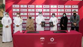 QOC, Msheireb Properties sign partnership agreement