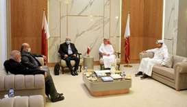 Hamas thanks Amir for Qatar's support to Palestinians