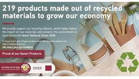 MoCI says 219 local products from recycled materials