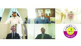 The webinar, 'Spotlight on Qatar's Real Estate Market Reforms' saw the participation of representati