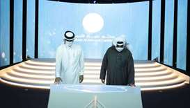 HE the Prime Minister and Minister of Interior Sheikh Khalid bin Khalifa bin Abdulaziz Al Thani and