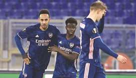 Arsenal 'at home' in Athens, Leicester, Rangers eye Europa League last 16