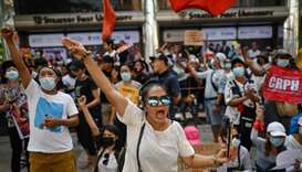Myanmar faces more protests as Indonesian diplomatic efforts falter