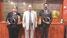AKS Global Teacher Award for BPS vice-principals