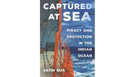 Georgetown Research Lecture Series at QF highlights history of Somali piracy in Indian Ocean