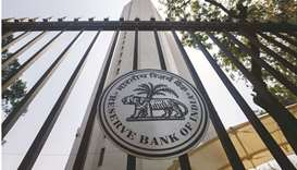 The Reserve Bank of India headquarters in Mumbai. The RBI said yesterday that its current inflation