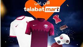 talabat partners with QFA to sell their merchandise on talabat Mart
