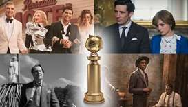 Deprived of its usual glamour, the Globes – which also honour the best in television – remain a cove