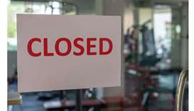 Two gyms temporarily closed for violations