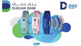 Dukhan Bank launches contactless payment platform, D-Pay