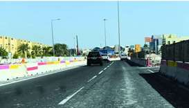 Intersections on D Ring Road to open soon