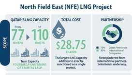 NFE project has 'unique' positive environmental proposition