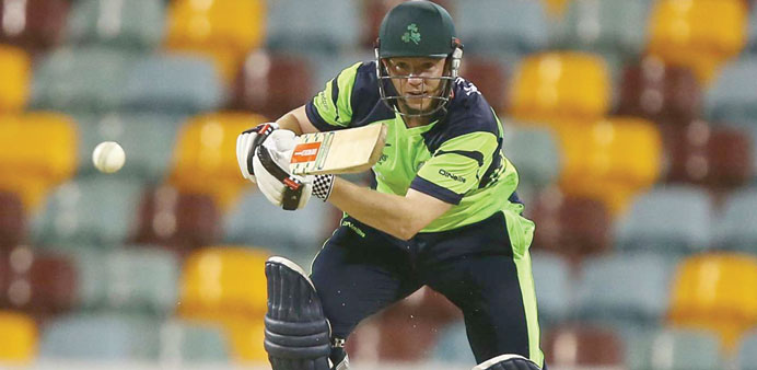 Associates have justified their World Cup spot, says Irish skipper