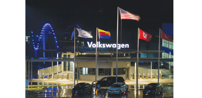 Volkswagen says off the hook on CO2 emissions