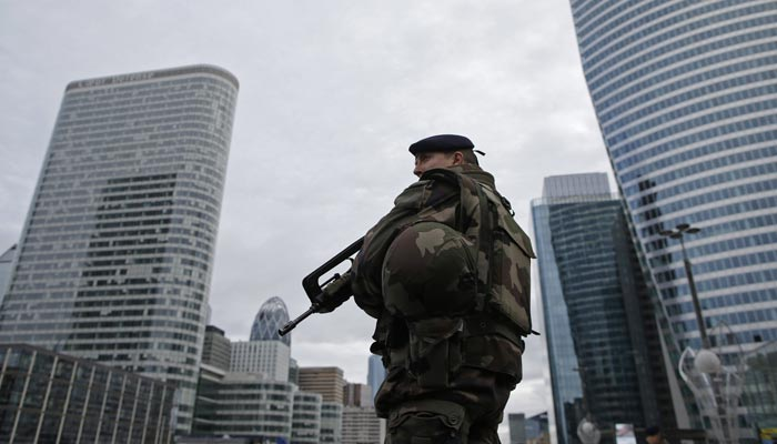 Paris tourism recovering after attacks - minister