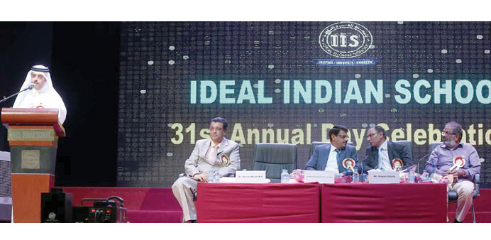 Ideal Indian School celebrates its 31st Annual Day