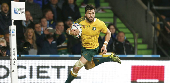 Ashley-Cooper treble sees Wallabies past Pumas for a final date with All Blacks