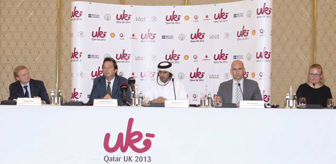 Autumn schedule of Qatar UK 2013 Year of Culture unveiled