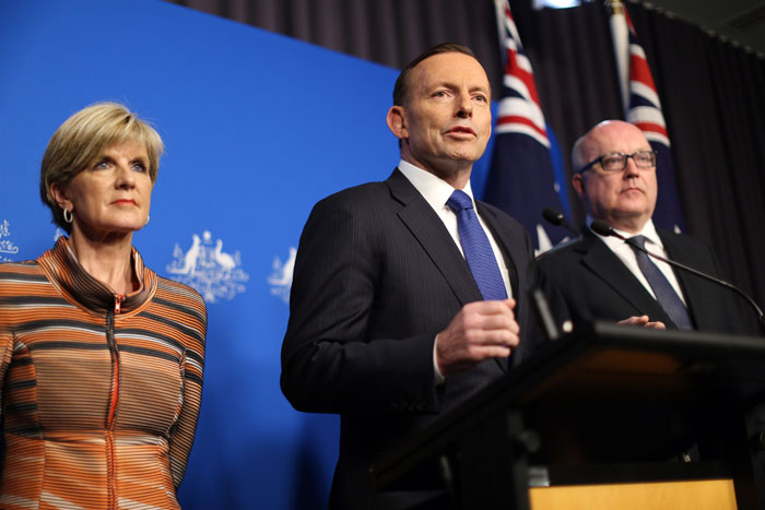 Australia toughens terror laws over fighter fears