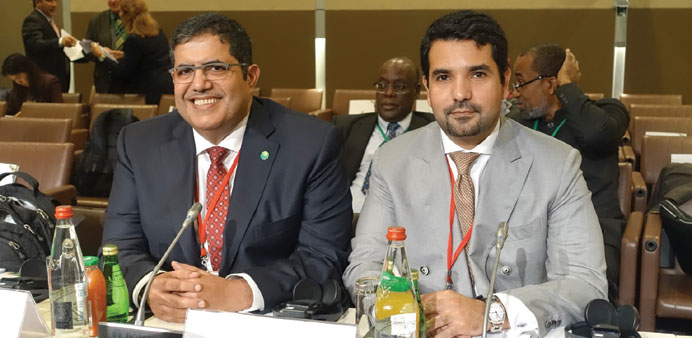 Qatar attends preparatory meeting  for climate conference