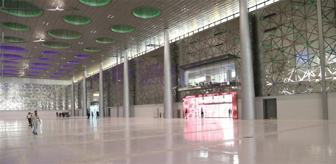 Doha Exhibition and Convention Centre (DECC)
