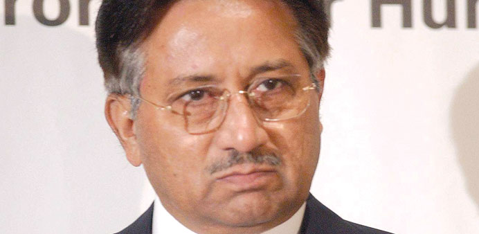Pakistan court orders confiscation of Musharraf's property