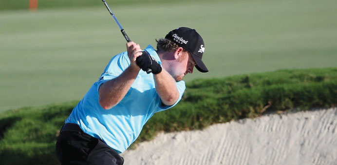 Holmes tames Blue Monster with sizzling 62