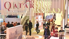 QTA pavilion showcases Qatar tourism attractions