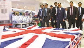 British food festival opens at LuLu Group outlets