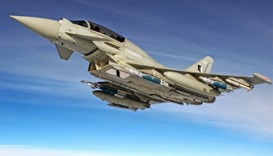 Kuwait MPs approve extra $500mn for Eurofighter jets