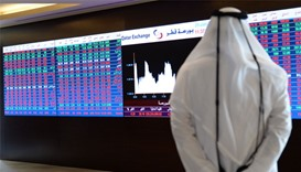 Profit booking drives down Qatar share index