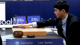 Game over! Computer wins series against Go champion