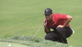'Improving' Woods working hard on short game as Masters looms