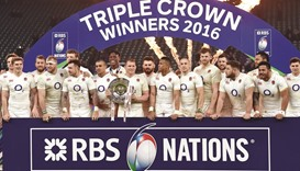 Hosts England stay on course for Six Nations Grand Slam