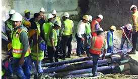 Road works damage cables, power outage hits Pearl-Qatar