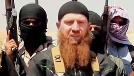 IS commander Shishani 'clinically dead'